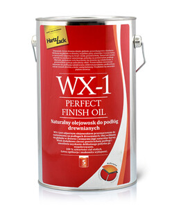 WX-1 Perfect Finish Oil 100% Natural